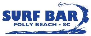 Folly Beach Bar • Live Music  |  Surf Bar Logo